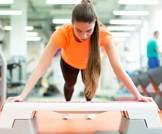 المكياج وممارسة الرياضة