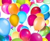 تفجير البالونات والصمم
