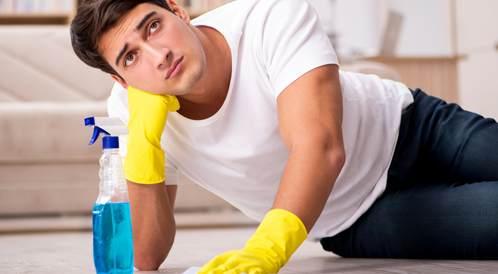 هذا هو عدد المرات الصحيح لتنظيف المنزل!