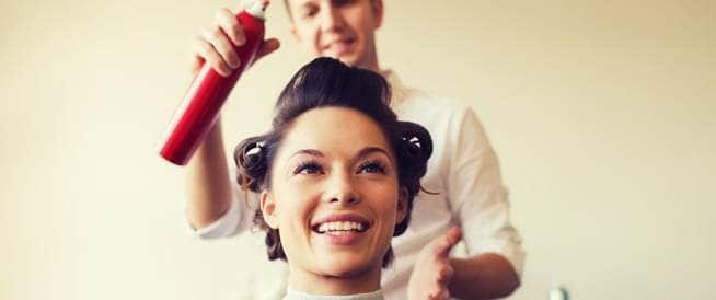 هل يسبب بخاخ الشعر عيوباً خلقية لجنينك؟