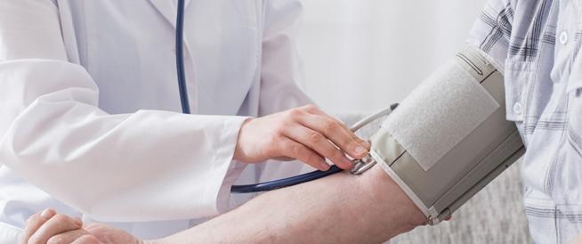 انخفاض ضغط الدم قد يصيبك بالخرف!