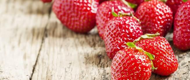 15 حبة من الفراولة قد تحميكِ من سرطان الثدي