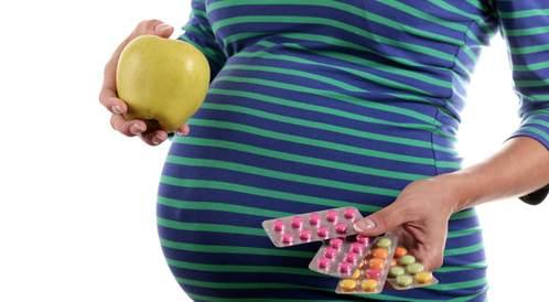الفوليك أثناء الحمل لطفل ذكي اجتماعياً