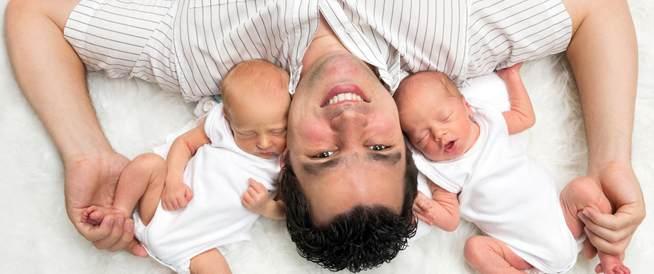 عزيزي الأب: اقض وقتاً أطول مع أطفالك لتزيد ذكائهم