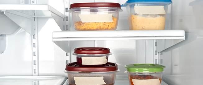 نصائح لحفظ بواقي الطعام في رمضان