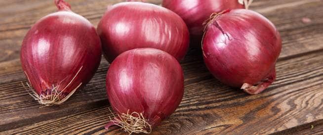 البصل الأحمر لمحاربة السرطان؟