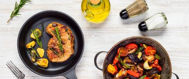 الطبخ بزيت الزيتون: صحي أم سام؟