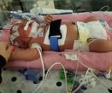 وفاة طفلة رضيعة