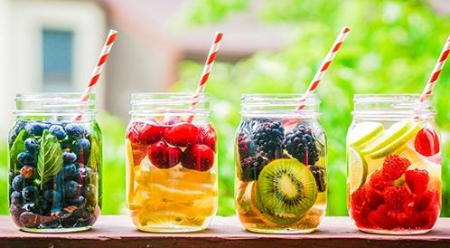 مشروبات الديتوكس: حقائق جديدة!