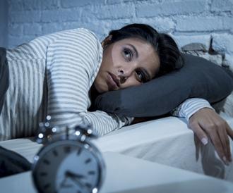 قلة النوم قد تصيبك بالاكتئاب والقلق