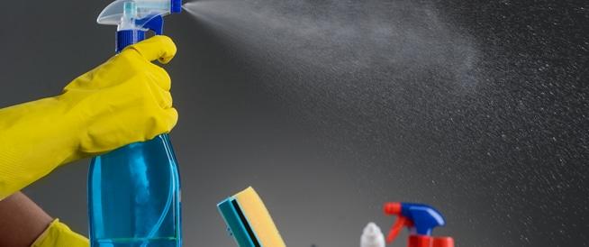 مواد التنظيف قد تصيبك بأمراض في الرئة