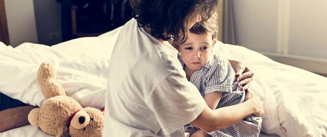 أدوية الربو قد تعرض تعرض طفلك للكوابيس