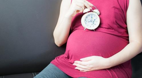 العلماء يكشفون: ساعة مناعية لدى الحامل!