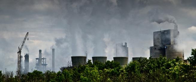 التلوث يقتل 9 ملايين شخصاً