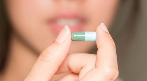 لا تتناول المضادات الحيوية