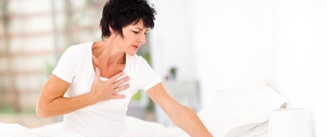 النوبة القلبية تهدد حياة النساء
