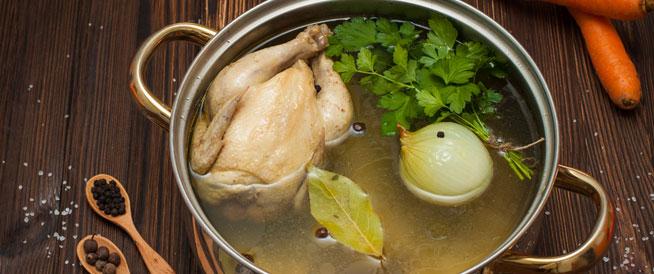 قدرات شوربة الدجاج العلاجية ليست أسطورة، العلم يؤكد!