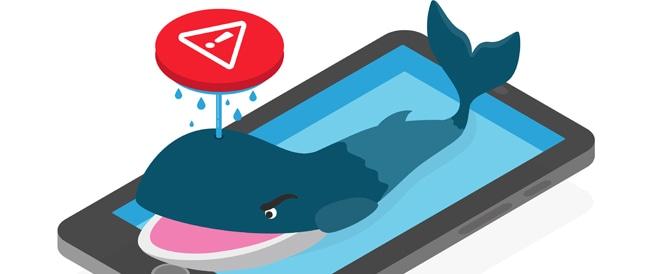 حالات انتحار جديدة قد  تكون بسبب لعبة الحوت الأزرق