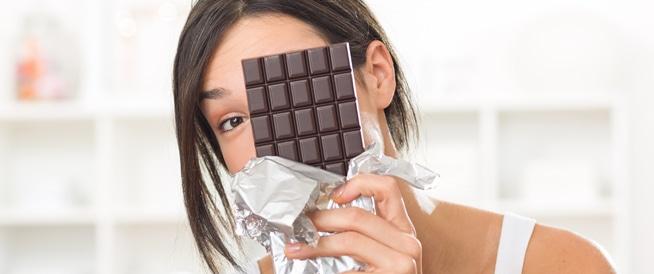 اكتشاف سبب آخر سيدفعك لتناول الشوكولاتة