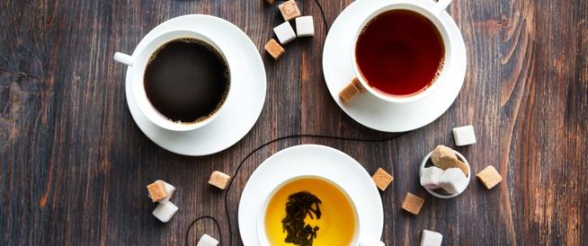 هل أنت من محبي القهوة أم الشاي؟