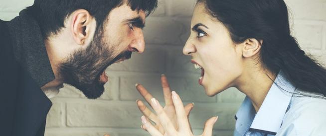 العراك مع شريكك من شأنه أن يحميك من الوفاة المبكرة