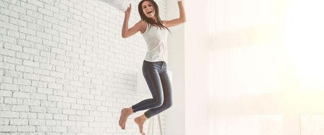 القفز باستمرار من شأنه أن يحمي عظامك
