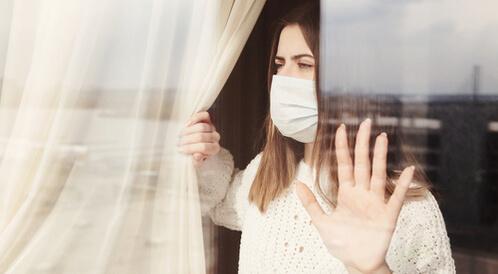 فيروس كورونا والاكتئاب