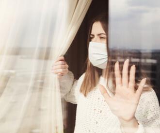 انتشار فيروس كورونا المستجد قد يزيد من الاكتئاب