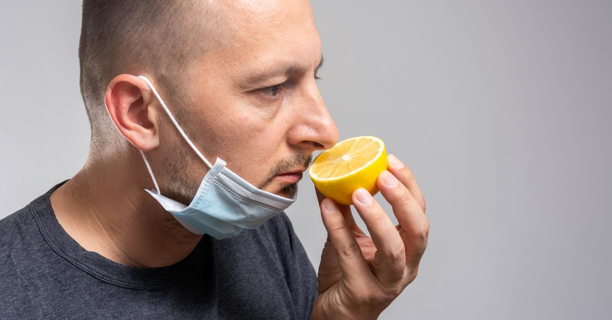 فقدان حاسة الشم لدى 86٪ من حالات فيروس كورونا المستجد الخفيفة