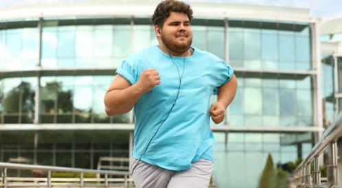 الرياضة رغم السمنة لا تحمي من الأمراض