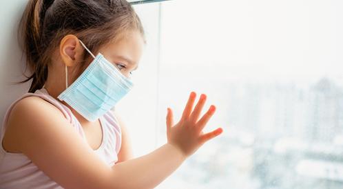رد فعل الأطفال على الفيروس يكشف أمر هام