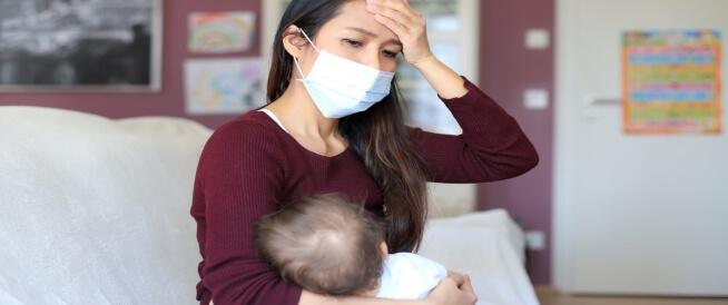 دراسة: لا داعي لإيقاف الرضاعة الطبيعية بعد تلقي الأم للقاح كورونا