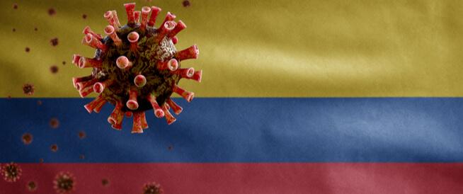 بعد متحور الدلتا، المتحور الكولومبي يظهر في بريطانيا