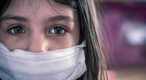 التشنجات: عرض فارق لكورونا بين الأطفال