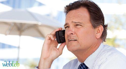 استخدام الهواتف المحمولة بكثرة يسبب سرطان الدماغ!