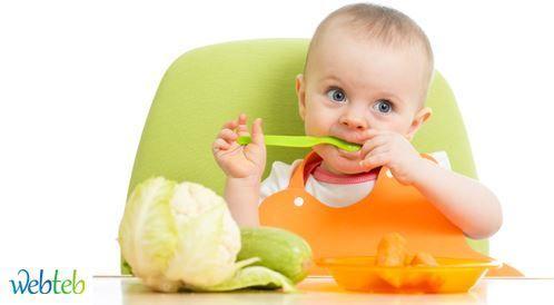 كيف تعلم طفلك تناول الخضراوات؟