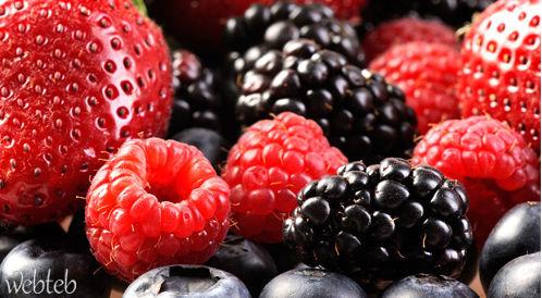 دراسة جديدة ستشجعكم على تناول التوت!