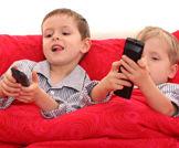 التلفاز والأطفال