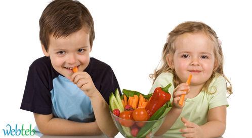 شجعي طفلك على الأطعمة الصحية بطرق مبتكرة!