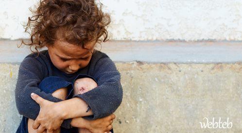 الحروب وأثرها على الأطفال!