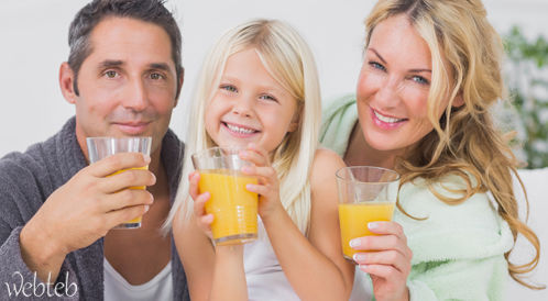 عصير البرتقال يحسن القدرات العقلية!