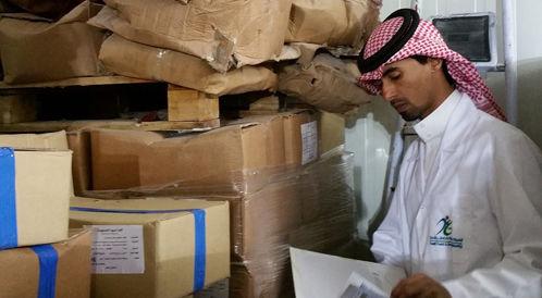 [السعودية] الغذاء والدواء تضبط أطعمة فاسدة