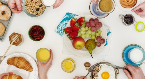 اهمية وجبة الفطور لصحتك