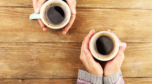 الحقيقة حول القهوة