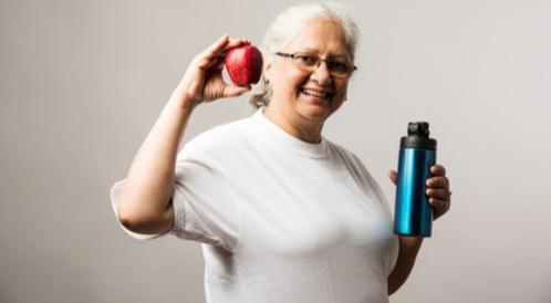 اختبر معلوماتك حول الوزن والشيخوخة