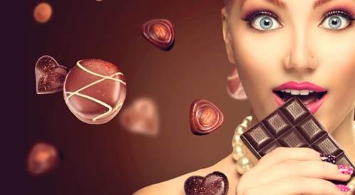 اختبر معلوماتك عن الشوكولاتة