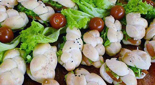 وصفة لتحضير خبز الساندوتش الرائع بطريقة صحية