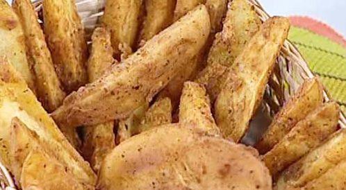 أصابع البطاطس المقلية