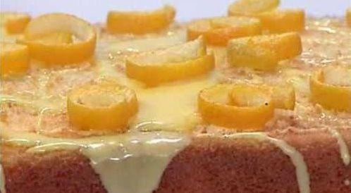 وصفة لتحضير كيك البرتقال اليومي  بطريقة صحية