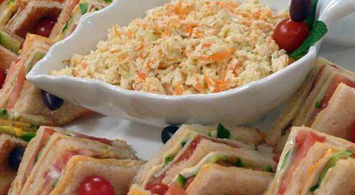 وصفة لتحضير كلوب ساندويتش (مثلثات الجبن و التركي) بطريقة صحية